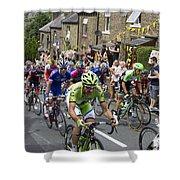 Le Tour De France 2014 - 7 Shower Curtain