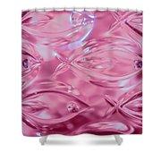 Lead Crystal Vase 2 Shower Curtain