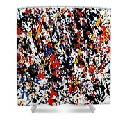 Lead Vocal Shower Curtain