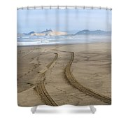 Leading To The Cape Shower Curtain