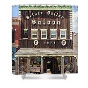 Leadville Saloon Shower Curtain