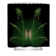Leapin Frogs Shower Curtain