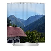 Leavenworth Shower Curtain