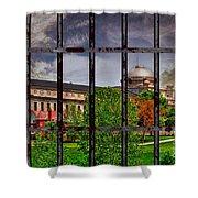 Leavenworth Federal Prison Shower Curtain