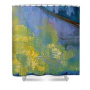 Leaves 3 Shower Curtain