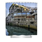 Ledge Reflections Shower Curtain