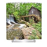 Lefler Grist Mill Shower Curtain