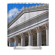 Legislative Building - Olympia Washington Shower Curtain