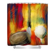 Leisure Play Shower Curtain