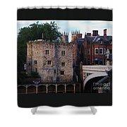 Lendal Tower York Shower Curtain