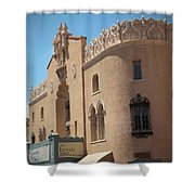 Lensic Shower Curtain