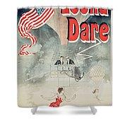 Leona Dare Shower Curtain