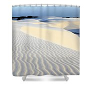 Leoncois Maranhenses Beauty Of Sand Shower Curtain