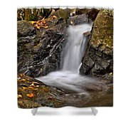 Lepetit Waterfall Shower Curtain