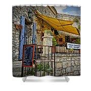Les Baux De Provence France Dsc01887 Shower Curtain