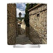 Les Baux De Provence France Dsc01926  Shower Curtain