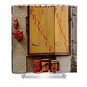 Les Baux De Provence France Dsc01931 Shower Curtain