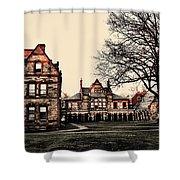Lesley University-cambridge Boston Shower Curtain