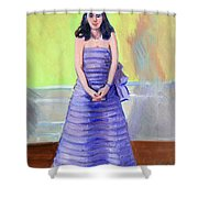 Leslie Shower Curtain