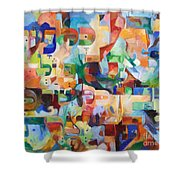 Let Everything That Has Been Made Know That You Are Its Maker  Shower Curtain