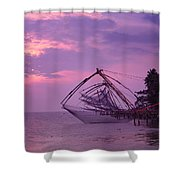 Let It All Hang Out Shower Curtain