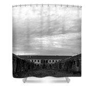 Letchworth Lonliness Shower Curtain