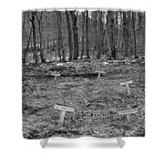 Letchworth Village Shower Curtain