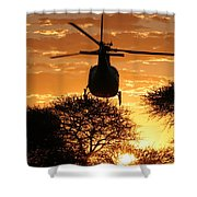 Lets Fly Shower Curtain