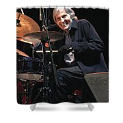 Levon Helm And His All Star Band Shower Curtain