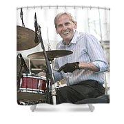 Levon Helm Band Shower Curtain