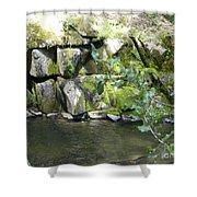 Lewis Creek Trail Shower Curtain