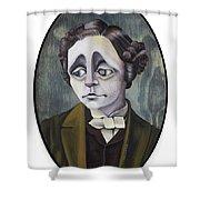 Lewis Shower Curtain