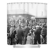 Lewis Stuyvesant Chanler (1869-1942) Shower Curtain