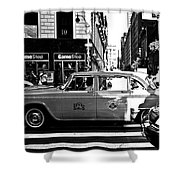 Lexington Avenue Shower Curtain