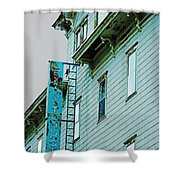 Lexington Hotel Lexington New York Shower Curtain
