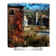Lexington Mill Shower Curtain