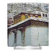 Lhasa Tibet 1 By Jrr Shower Curtain