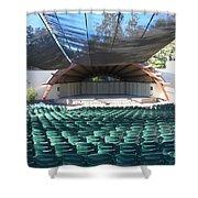 Libbey Bowl Ojai Shower Curtain
