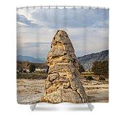 Liberty Cap In Yellowstone Shower Curtain