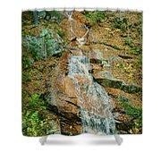 Liberty Gorge Falls Shower Curtain