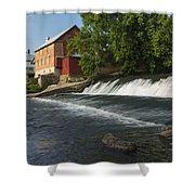 Lidtke Mill 1 A Shower Curtain