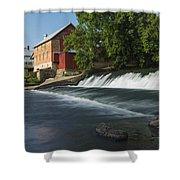 Lidtke Mill 1 B Shower Curtain