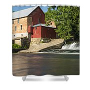 Lidtke Mill 5 Shower Curtain