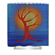 Life Blood By Jrr Shower Curtain