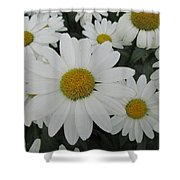 Life Blooming  Shower Curtain