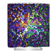 Life Force By Jrr Shower Curtain