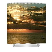 Life On Pause Shower Curtain