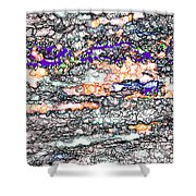 Life's Little Difficulties Shower Curtain