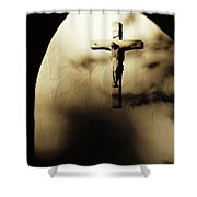 Light And Shadows... Shower Curtain