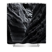 Light And Texture Shower Curtain